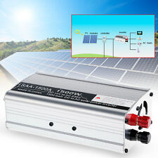 3000W Peak DC12V to AC 230V Solar Power Inverter Converter USB Output Stable
