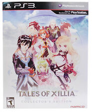 Tales of Xillia Limited Edition PlayStation 3 Brand New Sealed PS3
