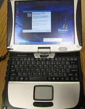 Panasonic Toughbook CF-19 Tablet PC Core™2 Duo 80 Gb 1,5 Gb Digit/Touch Garanzia