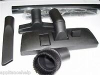 Fits MIELE BOSCH 35mm Vacuum Cleaner Hoover FULL TOOL KIT BN