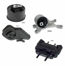 4 PCS Motor & Trans. Mount For 1999-2004 Oldsmobile Alero 3.4L - Automatic Trans