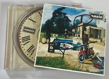 More details for oasis be here now original 1997 cd album ( signed autographed by noel gallagher