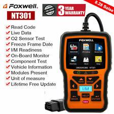 Foxwell NT301 Auto Check Engine Light OBD2 Code Reader Car Diagnostic Scan Tool