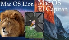 1TB Int HARD DISK DRIVE Apple Mac Pro 1.1 & 2.1 Dual Boot Capitan 10.11.3/Lion