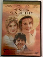 Sense and Sensibility DVD-Special Edition Winslet,HughGrant NEW/SEALED,FAST SHIP