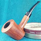 EXCELLENT%21+Cavicchi+CCCCC+THICK+POKER+SITTER+FREEHAND+ITALIAN+Estate+Pipe+CLEAN%21