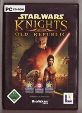 Star Wars Knights of the Old Republic GALACTIQUE EMPIRE JEDI PC JEU