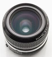 Nikon Nikkor 28mm 1:2.8 28 mm 2.8 Ai Objektiv