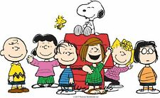 Peanuts Gang Iron On Transfer Light or Dark Fabrics 5 x 7 Size