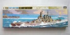 Aoshima 1/700 B105 USS NORTH CAROLINA