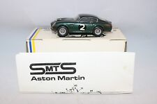 SMTS kit No 5 Aston Martin DB4 GT Zagato 1:43 in 99% mint condition in box