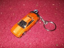 LOTUS ESPRIT SPOTS CAR DIECAST MODEL TOY CAR KEYCHAIN KEYRING NEW COPPER