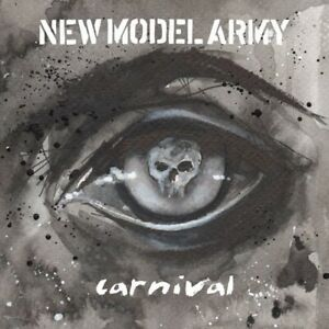 New Model Army - Carnival - New Limited Edition White Vinyl 2LP