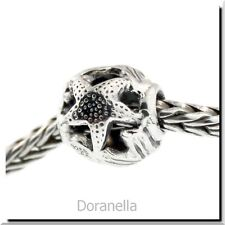 Authentic Trollbeads Sterling Silver 11314 Ocean, Silver :1 27% OFF