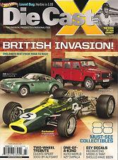 NEW! DIE CAST X Summer 2015 British Lotus 49 Jim Clark Love Bug Herbie 1:18