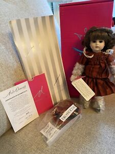 Marie Osmond 20th Anniversary Fashion French Bru Repro Doll Limited Edition