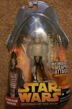 Star Wars Revenge of the Sith Action Figure - Neimoidian Warrior #42. New