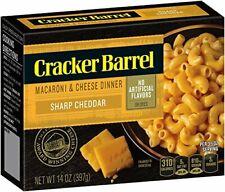 Cracker Barrel Macaroni and Cheese, Sharp Cheddar