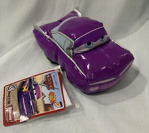 "Disney Cars Purple ""Ramone"" Smack Yak Plush/Stuffed Toy 6"" w/ Tags (No Noise)"