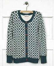 NWT MATILDA JANE Girls Size 4 Secret Fields WINDY CITY CARDIGAN Blue Sweater