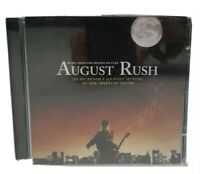 August Rush Music From The Motion Picture Various Artists Good Soundtrack CD