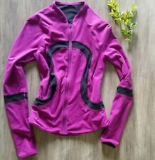 lululemon reversible jacket S(4-6) Black/Pink