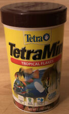 New listing TetraMin Tropical Fish Food Flakes Cleaner Clearer Water Formula 2.2 Oz 12/22