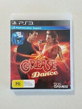 PS3 GAME - GREASE DANCE - PLAYSTATION 3 (Adult owned - VGC)
