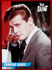 THE SAINT - Sir Roger Moore - Promo Card - Unstoppable Cards - PR3 - 2017