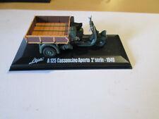 1/32 VESPA PIAGGIO APE A  A125 Cassoncino Aperto 1949 miniature 1:32 ITALERI
