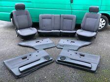 VW golf mk2 5 door interior seats and door cards VERY GOOD CONDITION