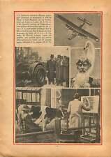 Theft Seeplane Hydravion Bizerte Duralumin Havre Saint-Raphael 1933 ILLUSTRATION