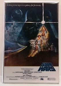 "Star Wars MAGNET 2""x3"" Refrigerator Locker Movie Poster Image 5"