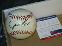 Jim Rice autographed Baseball PSA Certified