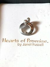 Janel Russell Heart of Promise Collection Mother Child Pendant