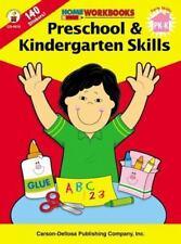 Preschool & Kindergarten Skills, Grades PK - K (Home Workbooks)