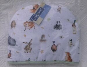Royal Worcester X0015168739 Pimpernel Wrendale Designs Tea Cosy - White
