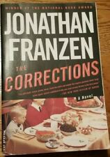 The Corrections by Jonathan Franzen (2001, Paperback)