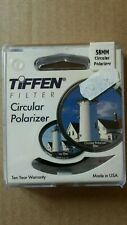 TIFFEN CIRCULAR POLARIZER - CAMERA FILTER - 58MM -  NEW