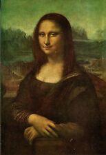Alte Kunstpostkarte - Léonard de Vinci - La Jaconde