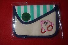 A Brand  New Club Nintendo Kirby Snap Pouch Original Mini  Limited Edition