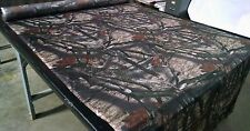 """MOSSY OAK TREESTAND """"MOSQUITO"""" MESH BUG 58"""" WIDE CAMO FABRIC HUNTING CAMOUFLAGE"""