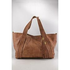 Steve Madden Bailey Tote Women Brown Tote Blemish  19458