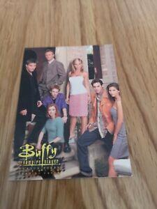 Buffy the Vampire Slayer Season 3 Promo Trading Card SFX-I Inkworks