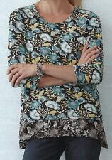 J.Jill  A-Line Top Shirt    3X   NWT  $79  Mixed Media Floral