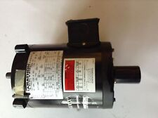 Marathon Electric 0.33 HP 1/3 HP AC Motor 7VM56H17T200A  P 230V  NEW 1800 rpm