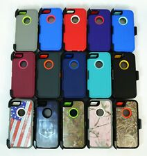 For Apple iPhone 5/5S Case Cover (Belt Clip Fits Otterbox Defender)
