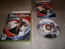 Jeu XBOX360 PAL Fr (Version Française): PRINCE OF PERSIA - Complet TBE