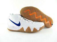 "Nike Kyrie 4 ""Uncle Drew"" Basketball White UK_13 US_14 Eur_48.5"