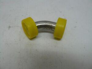 Swagelok JC2K67PL50 1/2 inch clamp 45 degree 316L sanitary fitting new
